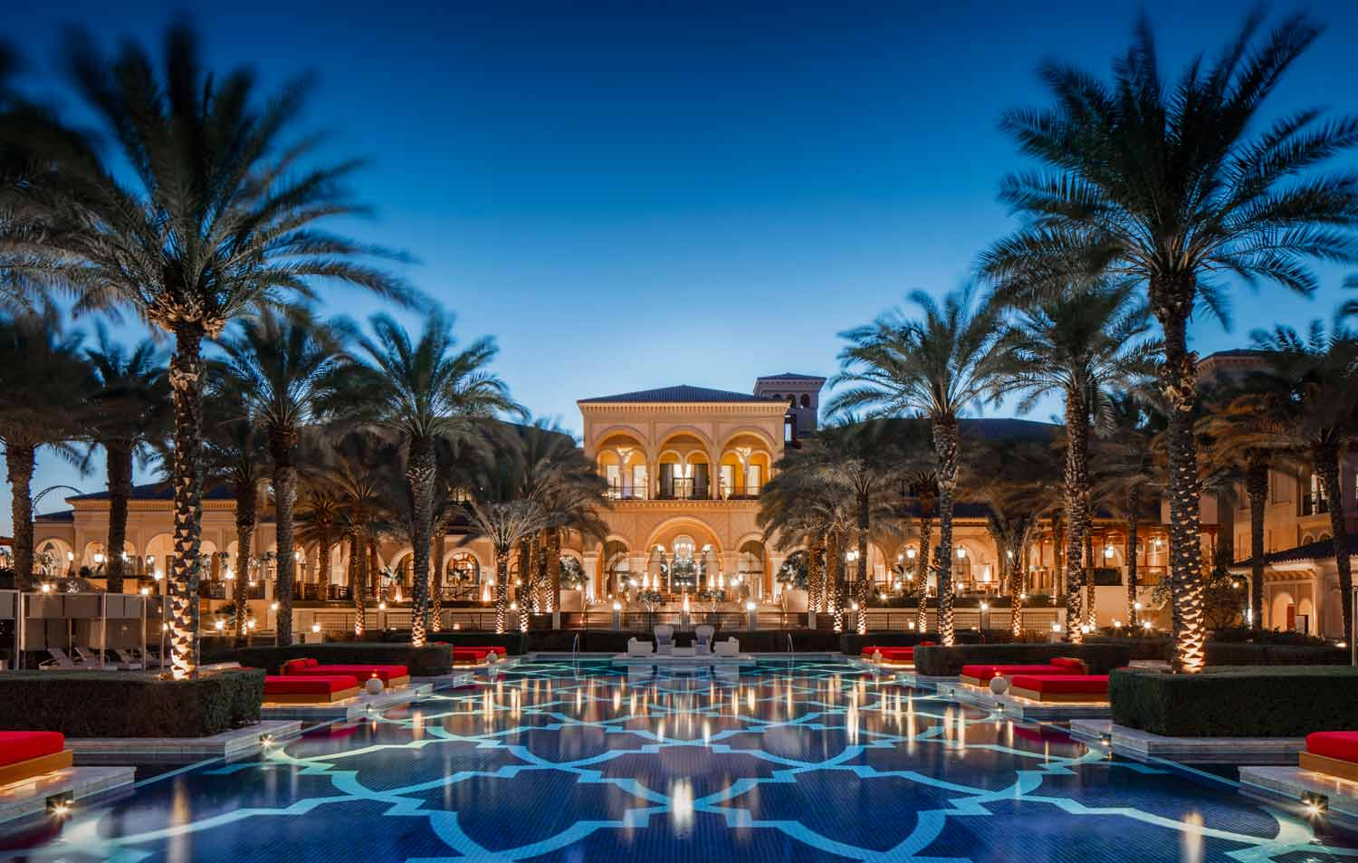 The Top 3 World Hotels Spas And Casinos